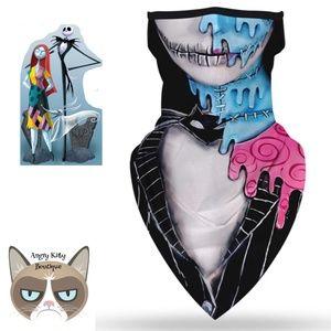 ‼️NEW Nightmare Before Christmas Mask Gaiter Scarf